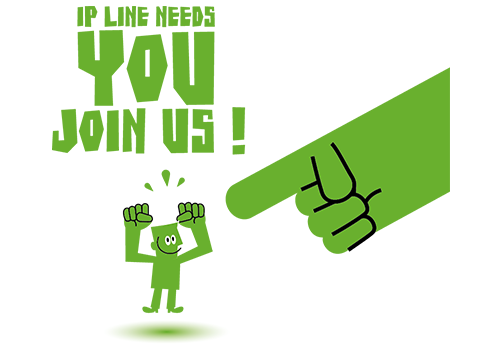 IPLine Needs You Join US
