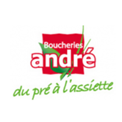 Logo Boucheries André