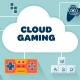 Illustration Cloud Gaming